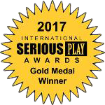 Serious Play Award 2017 - game-based learning