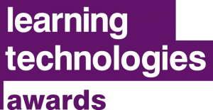 2017 Learn Techologies Awards - game-based learning